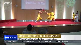 IP man Wing Chun school aiding in growth of Kungfu in Mauritius