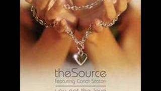 The Source ft. Candi Staton - You Got The Love