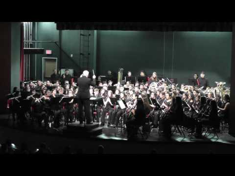 Imperial High School Concert Band 05 21 2016