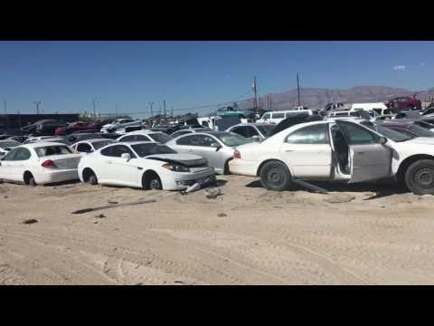 TA auto salvage las vegas Nevada