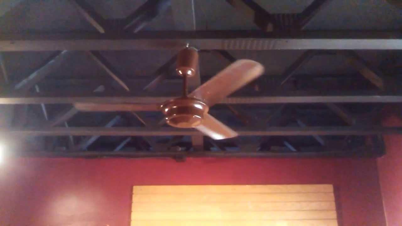 Encon Crompton Greaveoss Caribbean Breeze Commercial Ceiling Fans