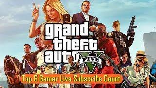 XpertThief VS Rockstar Games VS NoughtPointFourLIVE VS Onespot Gaming VS Ivanosark VS Sanflix Live S