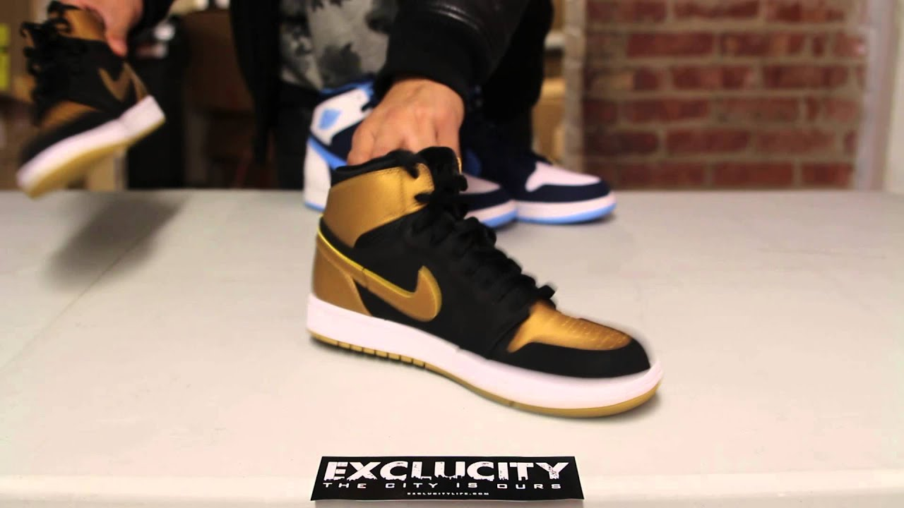 air jordan 1 retro high melo unboxing video at exclucity youtube rh youtube com