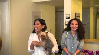 Small Space Entertaining Makeover Ideas – Ikea Home Tour (episode 121)