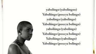 Posa Ya Bolingo Lyrics   Alicios Theluji