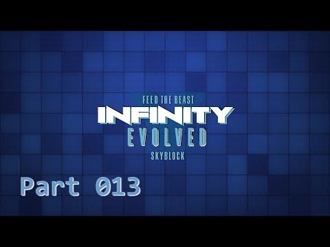 FTB Infinity Evolved Skyblock - 013 MESystem ★ GERMAN Let's Play