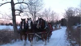 Kimball Farm Sleigh Rides - Haverhill, MA