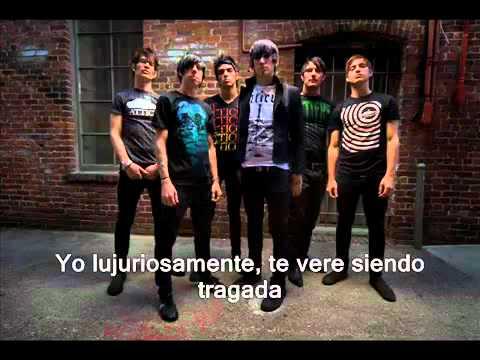 Alesana   Congratulations  I hate you   subtitulada en español por ToxicxRawr