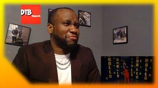 KHALIGRAPH JONES x SARKODIE - WAVY (OFFICIAL VIDEO)  DTB Reaction
