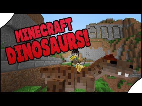 Minecraft Dinosaurs! || 475 || Happy Allosaurus