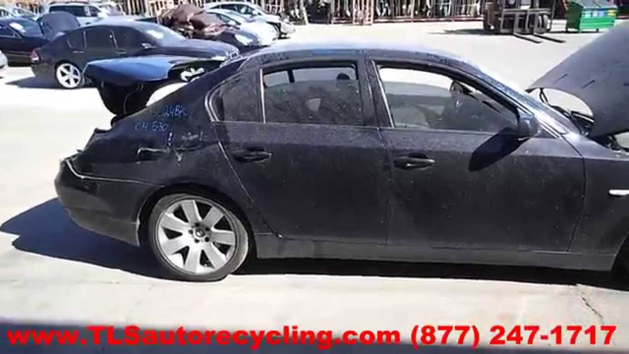 2004 BMW 530i Parts For Sale  Save up to 60  YouTube