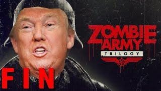 ON A FAIT EXPLOSER DONALD TRUMP | Zombie Army  part 6