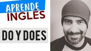 Cómo usar el DO y DOES en Inglés / Alejo Lopera thumbnail