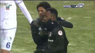 Beşiktaş 2 - 3 Erzurumspor ( Maç Özeti Ve Golleri)