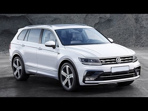 Volkswagen Tiguan XL & Skoda Kodiaq SUV Caught Testing | Weekly Automotive News
