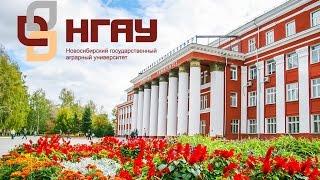 Новосибирский ГАУ приглашает учиться.