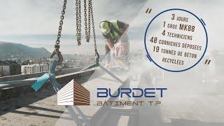 """Mission de sécurisation """"LE GAMBETTA""""  par BURDET Bâtiment"""