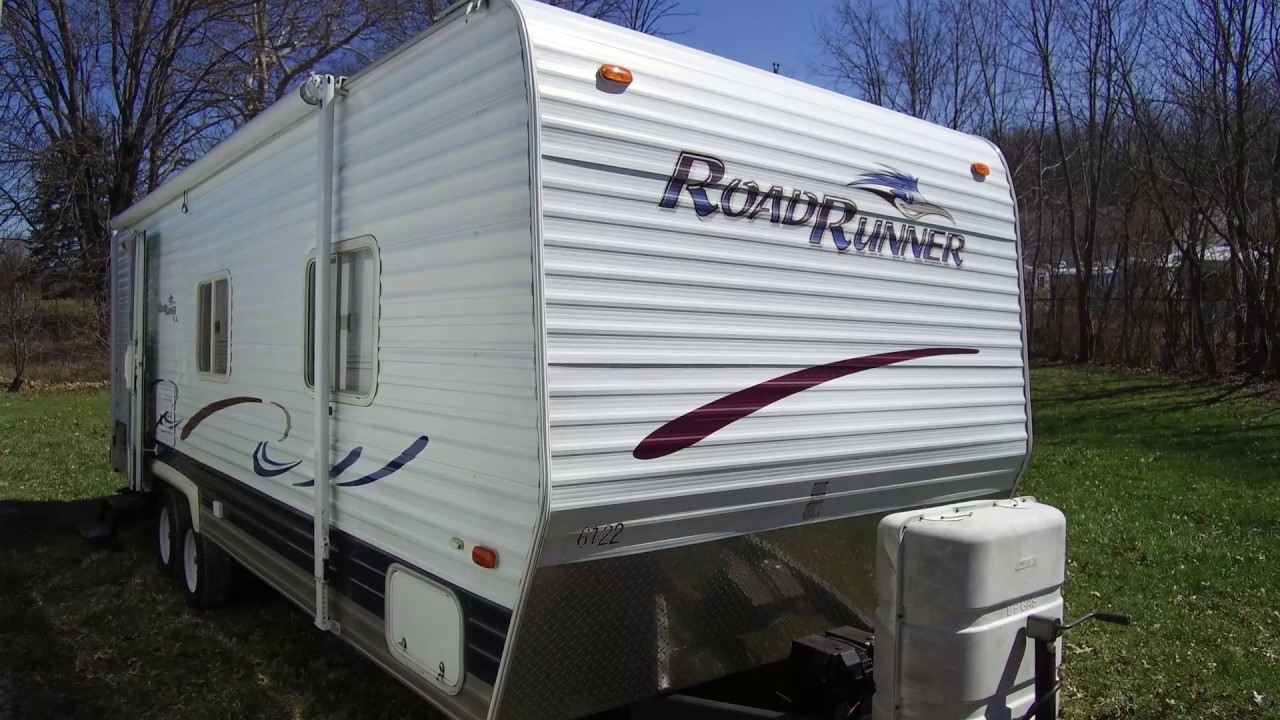 2006 Sun Valley Road Runner 27RB Pre Owned Travel Trailer Video