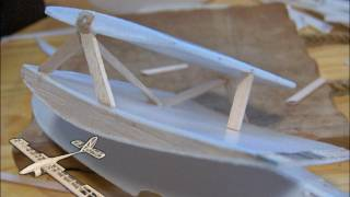 Micro 20s Rc Sport Airplane Build 1.wmv
