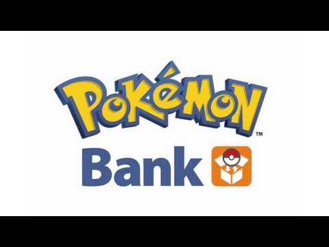 Using the Bank - Pokémon Bank Music