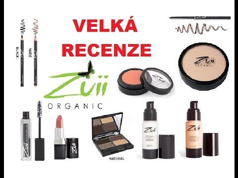 Velká recenze přírodní bio kosmetiky ZUII