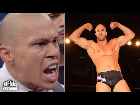 Kevin Owens on Low Ki Not Wanting to Job to Cesaro | Hilarious Teddy Hart, Homicide Story