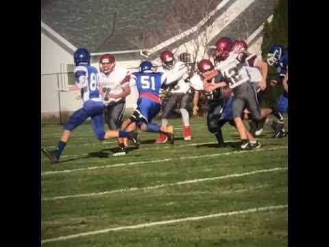 Kalles Junior High School Football