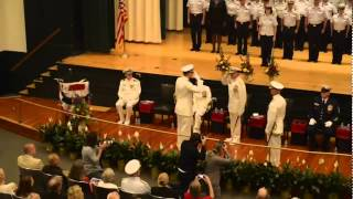 Coast Guard Atlantic Area Change of Command