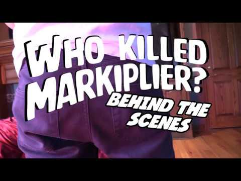 Who Killed Markiplier - Behind the Scenes + Bloopers