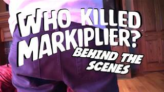 Who Killed Markiplier? - Behind the Scenes + Bloopers thumbnail