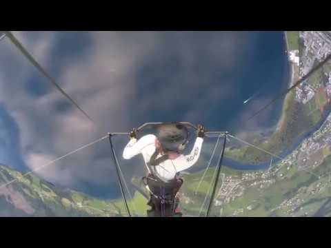 Hang glider Collapse