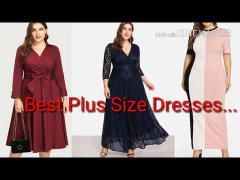Best Affordable Plus Size Dresses Online Youtube