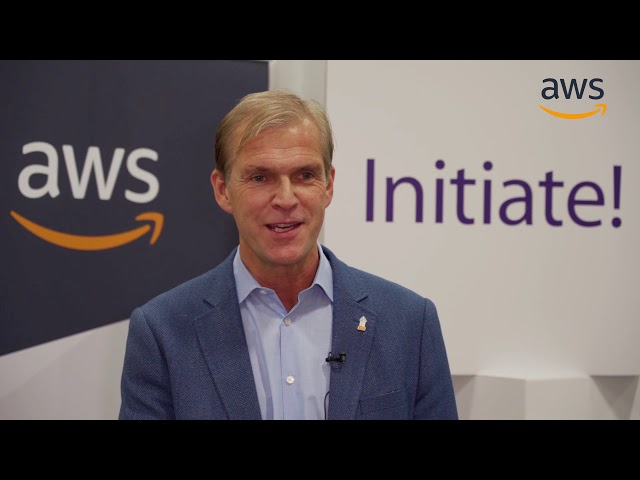 AWS: Accelerating Utility Renewable Energy Innovation