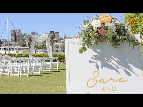 Romantic Spring Ceremony, styled by Enchanted Empire, Event Artisans