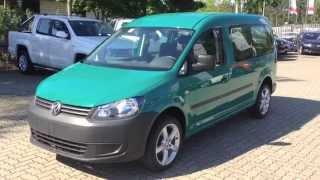 Авто из Германии под заказ с VSV GmbH: Volkswagen Caddy Maxi1.6 tdi, 2010г.в.