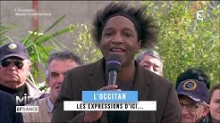 Les expressions d'ici : l'Occitan