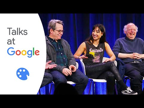 """Off-Broadway's """"Evening at the Talk House""""   Talks at Google"""