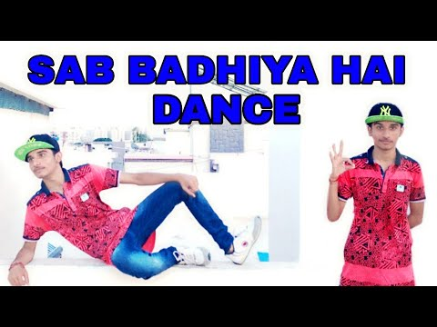 Sab Badhiya Hai Song Dance | Sui Dhaaga - Made In India | Varun Dhawan | Anushka Sharma | Sukhwinder