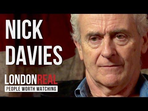 Nick Davies - Hack Attack - PART 1/2 | London Real