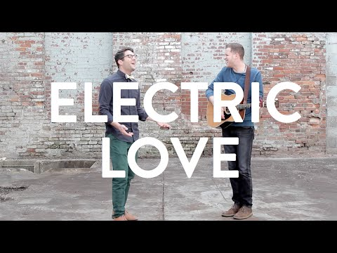 BORNS • Electric Love | Bryce Merritt • Duo For a Day