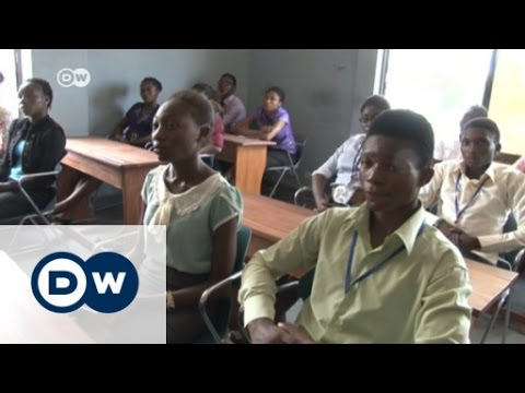 Young African Leaders In The Making   DW News