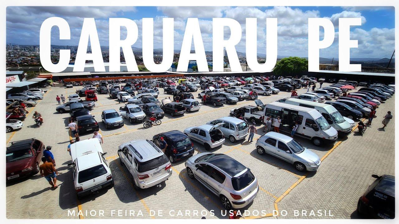 Feira  de Carros usados em Caruaru PE   Assista o vídeo completo, tá muito bom!!