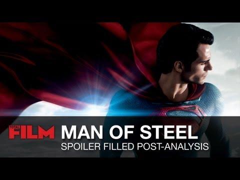 Man Of Steel - Spoiler-filled Analysis