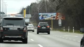 Авто нардепа Юрия Луценко нарушило три правила дорожного движения за полчаса(Депутат фракции