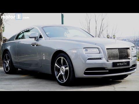 4 milyon liralık Rolls Royce Wraith'i inceledik