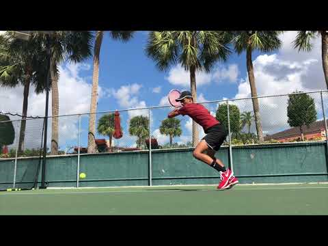 BEST TENNIS DRILLS WITH COACH BRIAN DABUL / Tennis training / ATP tennis training