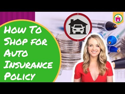 How To Shop for Auto Insurance Policy in a Safe and Convenient Way | Save Money Tricks |