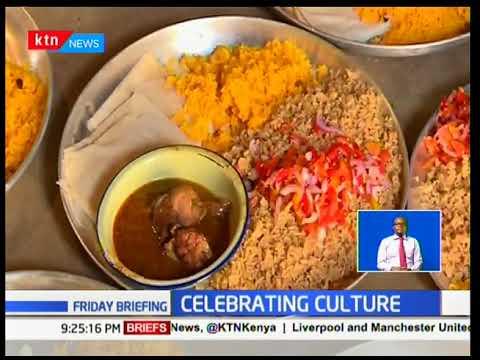 The way Nubians celebrate their Islamic marriage ceremony