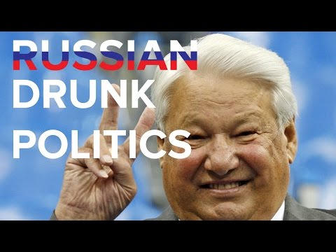 RUSSIA Drunk President Yeltsyn - Best Compilation