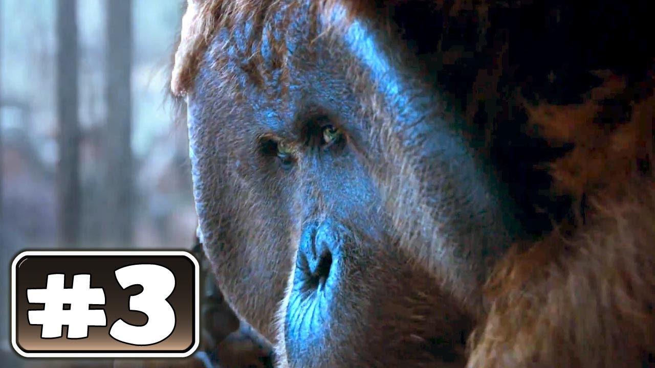 DAWN OF THE PLANET OF THE APES Trailer 3 [International ...